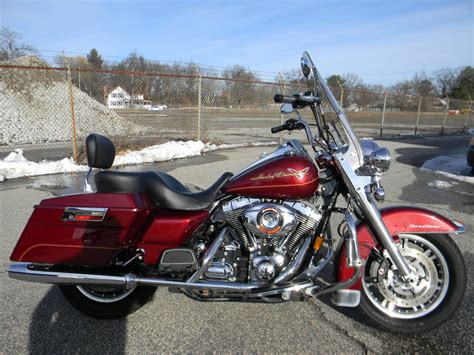 2008 Harley Davidson Road King by Harley Davidson Road King In Massachusetts For Sale Used