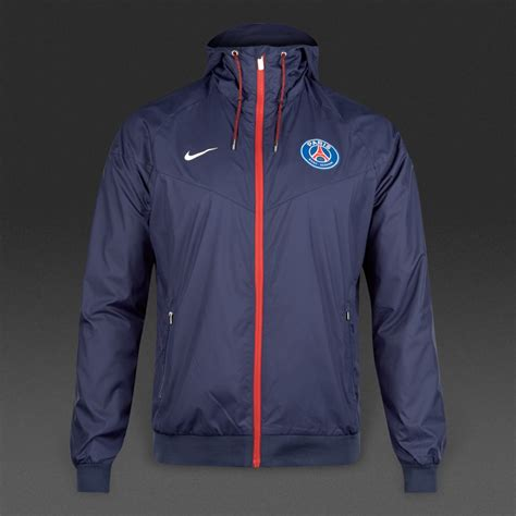 veste coupe vent nike psg  authentic woven