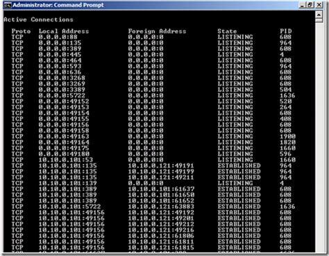 port tool check port exhaustion and you or why the netstat tool is your