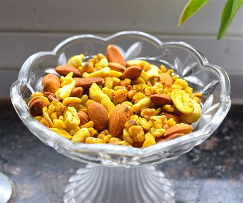 Roasted Mix Nut roasted mixed nuts great food and lifestyle