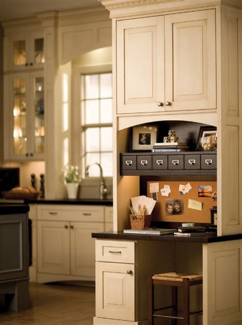 kitchen space turn a closet or cupboard into a workstation