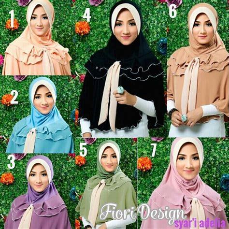 Pet Simple Susun 2 agen fiori toko nairahijab jual jilbab