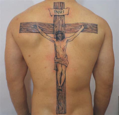 tattoo jesus cristo crucificado sunix tattoo bodyart