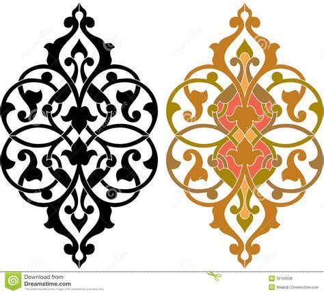 set of oriental design elements stock vector image 22896967 oriental decorative design elements stock vector image