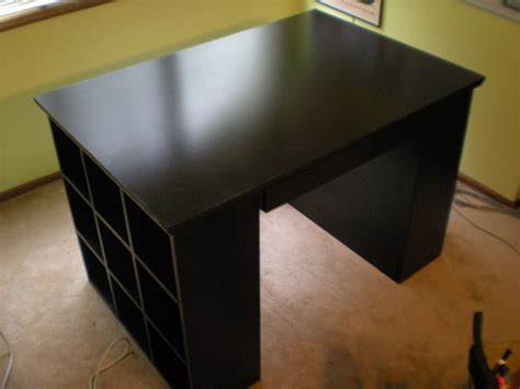 Diy Mdf Desk White Table Diy Projects