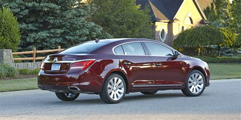 best car for comfort and fuel economy 2016 buick lacrosse best buy review consumer guide auto