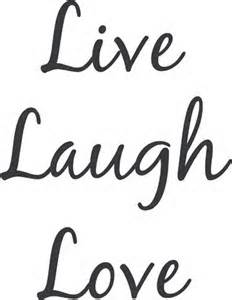 laugh live live laugh love blackjack beautiful wall decals