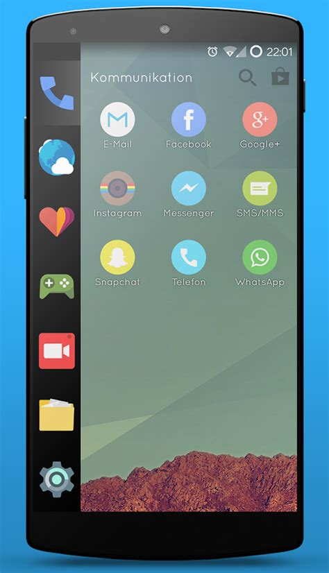 themes smart launcher pro 3 minimal l smart launcher theme android apps on google play