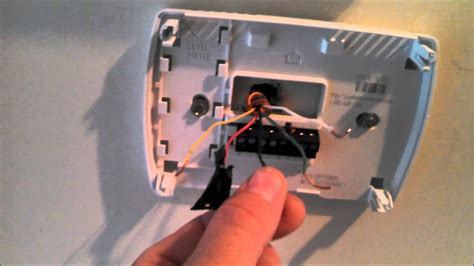 honeywell pro  thermostat air conditioning repair