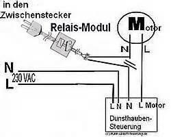 dunstabzugshaube kamin schalter dfm dzsplus funk abluftsteuerung mit lichtsteuer relais