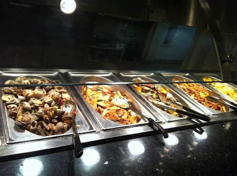 seafood buffets in las vegas clams greenshell and tofu dish picture of las vegas seafood buffet glendale tripadvisor