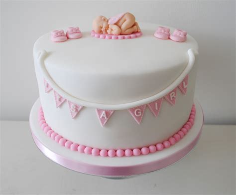 Baby Shower Birthday Cake by Sucre Sugar Patisserie Baby Shower Cake
