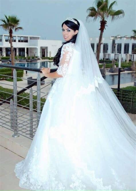 Location Robe De Mariée Ile De - achat et location de robes de mari 233 e 2016 negafa marocaine