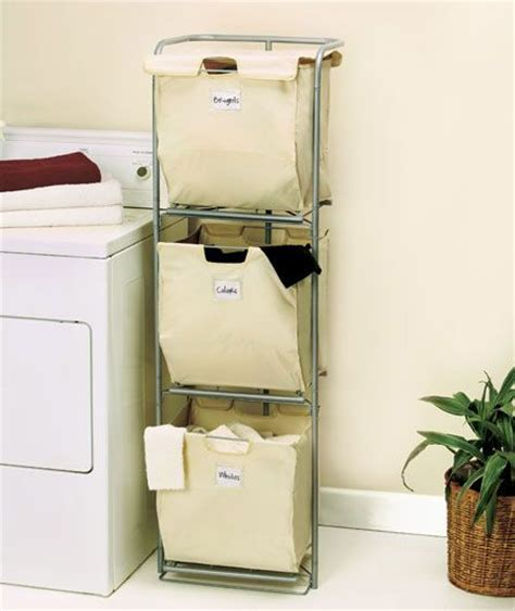 Space Saver Laundry Space Saver And Functional Love It 3 Tier Laundry Her
