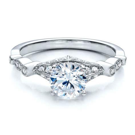 unique engagement ring vanna k 100077