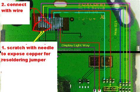 nokia 1280 display ways problem repair solution nokia 1280 display ways solution cellsol blogspot com
