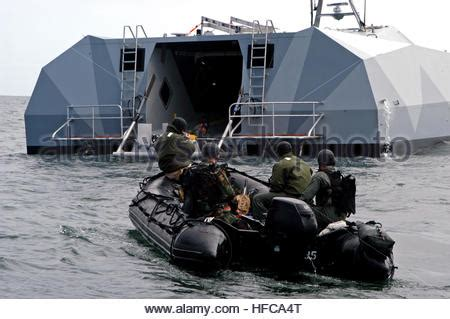 members of the naval special clearance team one works with