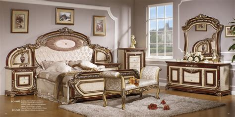 china european style bedroom set furniture fg 8893