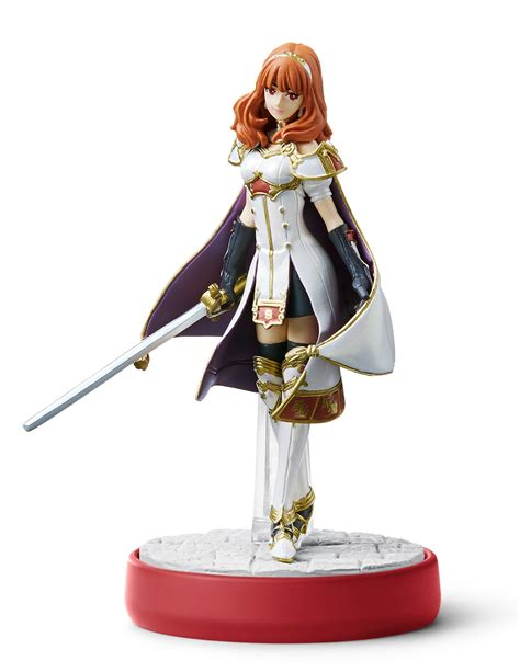 Amiibo Celica Emblem Echoes Shadows Of Valentia alm and celica amiibo will release in may nintendo insider