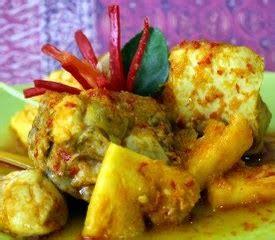 cara buat opor ayam jawa resep opor ayam nanas aneka kreasi resep masakan indonesia