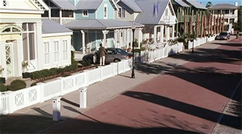 truman show house the truman show seaside s filming locations seaside film production