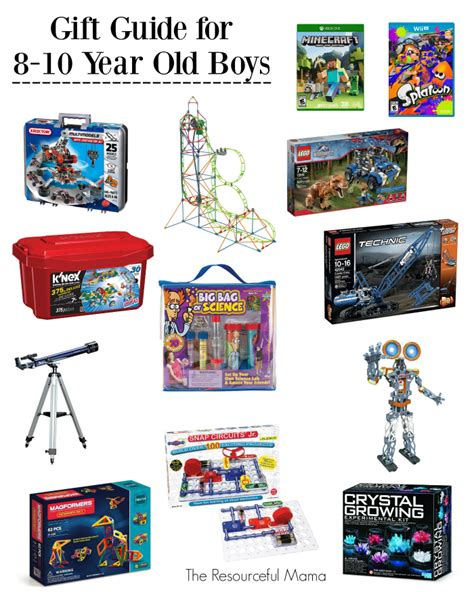 gift for 8 year gift ideas 8 10 year boys