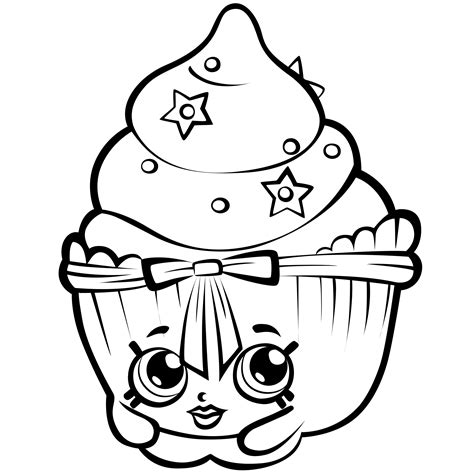 shopkins coloring pictures to print collections 1