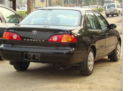 2001 Toyota Corolla For Sale 2001 Toyota Corolla For Sale Only About 66000