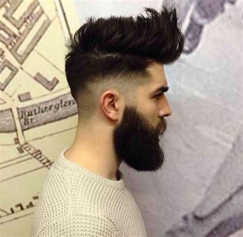 pompadour hairstyle with beard 1000 images about beards pompadours ricki hall on