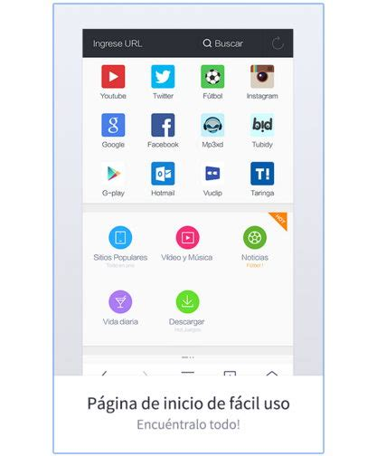 ucbrowser apk descargar uc browser para android lo nuevo de hoy