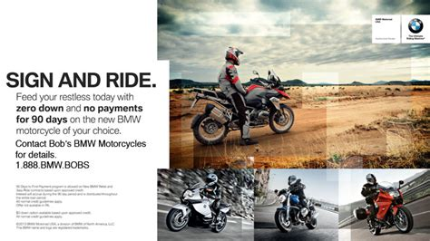 Bmw Motorrad Finance Rates by Used Motorcycle Financing Motorcycle Dealership Md Bob