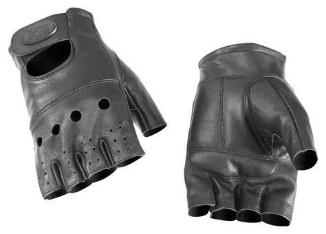 motorcycle gloves river road hollister ii fingerless gloves 30 5 08