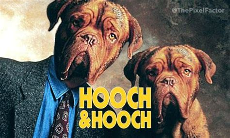 what of is turner and hooch the studio exec hooch and hooch loses hanks