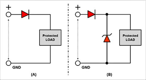 diode bridge polarity protection how to select power line polarity protection diodes ee times