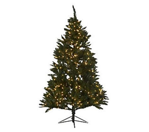7 pre lit heritage pine christmas tree with 5 year lmw