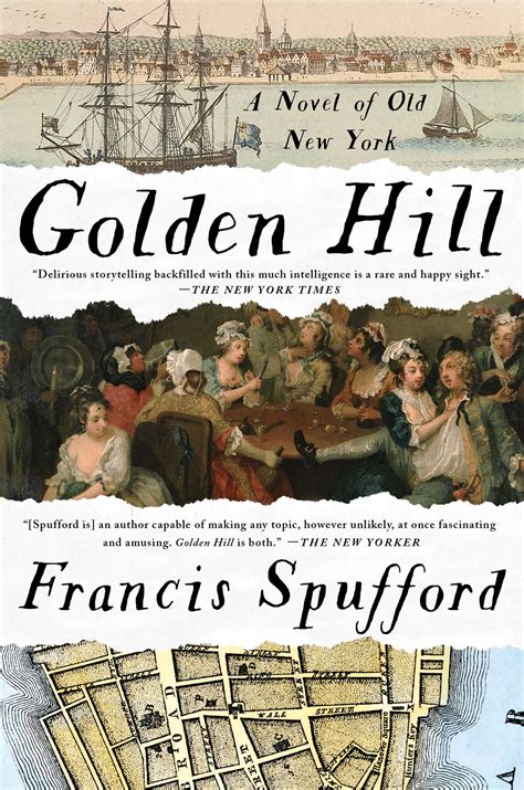 golden hill a novel of new york books golden hill book by francis spufford official