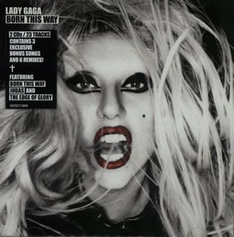 Cd Gaga Born This Way Remixes Imported album born this way de gaga sur cdandlp