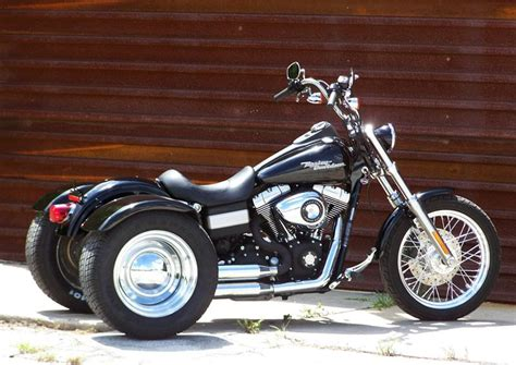 Trike Conversion Kits For Harley Davidson by Image Detail For Harley Davidson Dyna To Trike Conversion