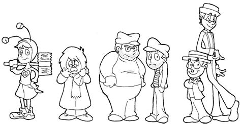 el chavo del ocho coloring pages diannedonnelly com