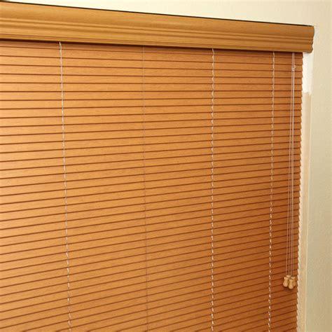premium 1 quot faux wood blinds awardblinds