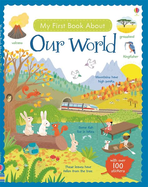 between worlds my as a kid books my book about our world at usborne children s books