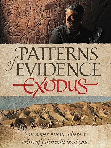 pattern of evidence the movie awardpedia exodus