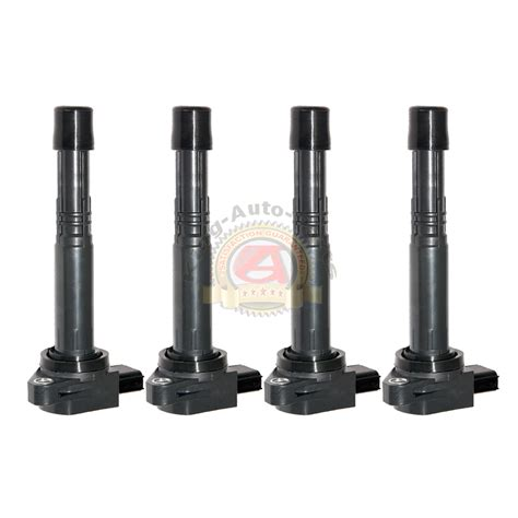 pack of 4 premium ignition coils for 2002 2006 honda 2 4l 2 0l c1382 uf311 ebay