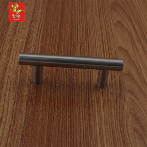 64mm center to center drawer pulls 12mm dia t bar furniture handle 64mm center to center