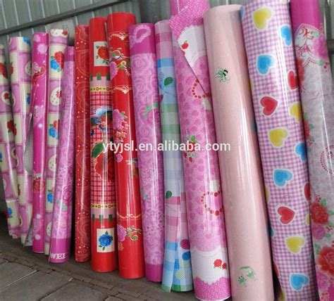 Karpet Vinyl Meteran new designs clear vinyl flooring rolls plastic floor covering roll plastic floor covering in