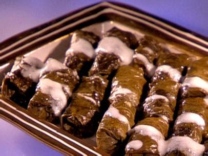 voulas offshore cafe stuffed grape leaves recipe food