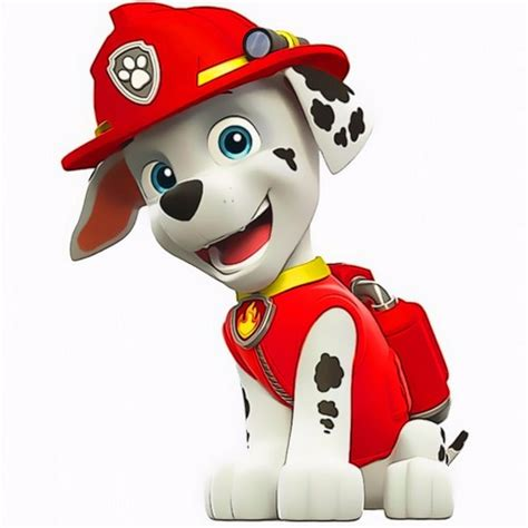 paw patrol characters paw patrol marshall and paw patrol badge paw patrol images marshall photomania hd wallpaper and