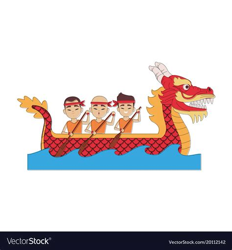 cartoon chinese boat dragon boat pictures clip art impremedia net