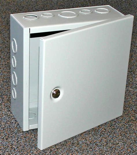 nema 1 enclosures nema sheet metal box with hinged cover