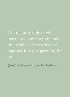 jealousy a forbidden books entertainment quotes in fahrenheit 451 image quotes at